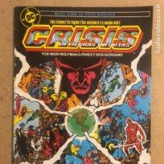 Comics: CRISIS EN TIERRAS INFINITAS N° 3 (EDICIONES ZINCO 1987). DC COMICS.. Lote 237702205