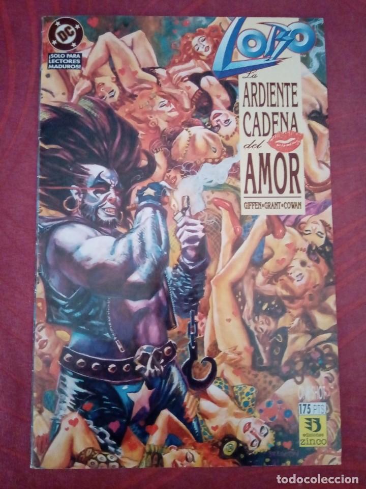 Cómics: Lobo cómics sueltos - Foto 2 - 194282973