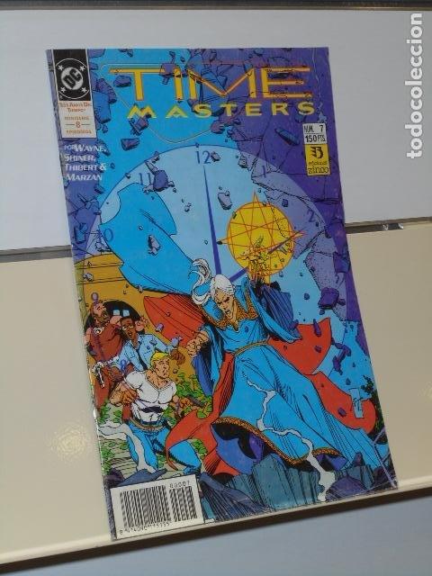 TIME MASTER LOS AMOS DEL TIEMPO Nº 6 DE 8 - ZINCO (Tebeos y Comics - Zinco - Otros)