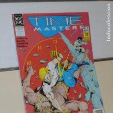 Cómics: TIME MASTER LOS AMOS DEL TIEMPO Nº 8 DE 8 - ZINCO. Lote 194323083