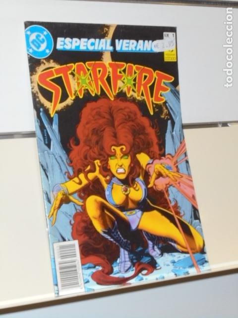 ESPECIAL VERANO STARFIRE Nº 1 - ZINCO (Tebeos y Comics - Zinco - Otros)