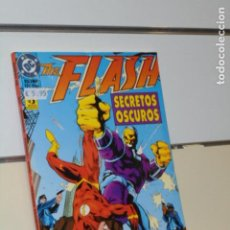 Cómics: THE FLASH SECRETOS OSCUROS VOLUMEN ESPECIAL 100 PAGINAS - ZINCO. Lote 194326086