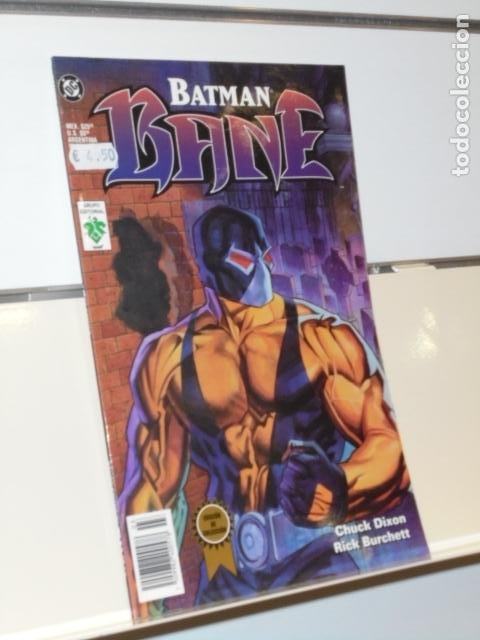 BATMAN BANE - GRUPO EDITORIAL VID (Tebeos y Comics - Zinco - Otros)