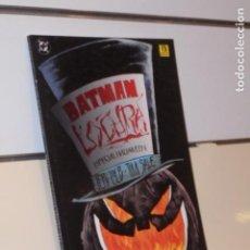 Cómics: BATMAN LOCURA ESPECIAL HALLOWEN - ZINCO. Lote 194336781