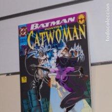 Fumetti: BATMAN CONTRA CATWOMAN - ZINCO. Lote 194338273