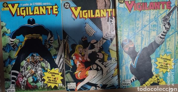 EL VIGILANTE DEL 1 AL 5, 13, 15,16 AL 20 (Tebeos y Comics - Zinco - Otros)