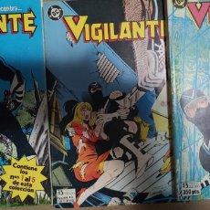 Cómics: EL VIGILANTE DEL 1 AL 5, 13, 15,16 AL 20. Lote 194343683