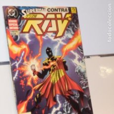Cómics: SUPERMAN CONTRA THE RAY ANUAL Nº 1 - ZINCO. Lote 194516366