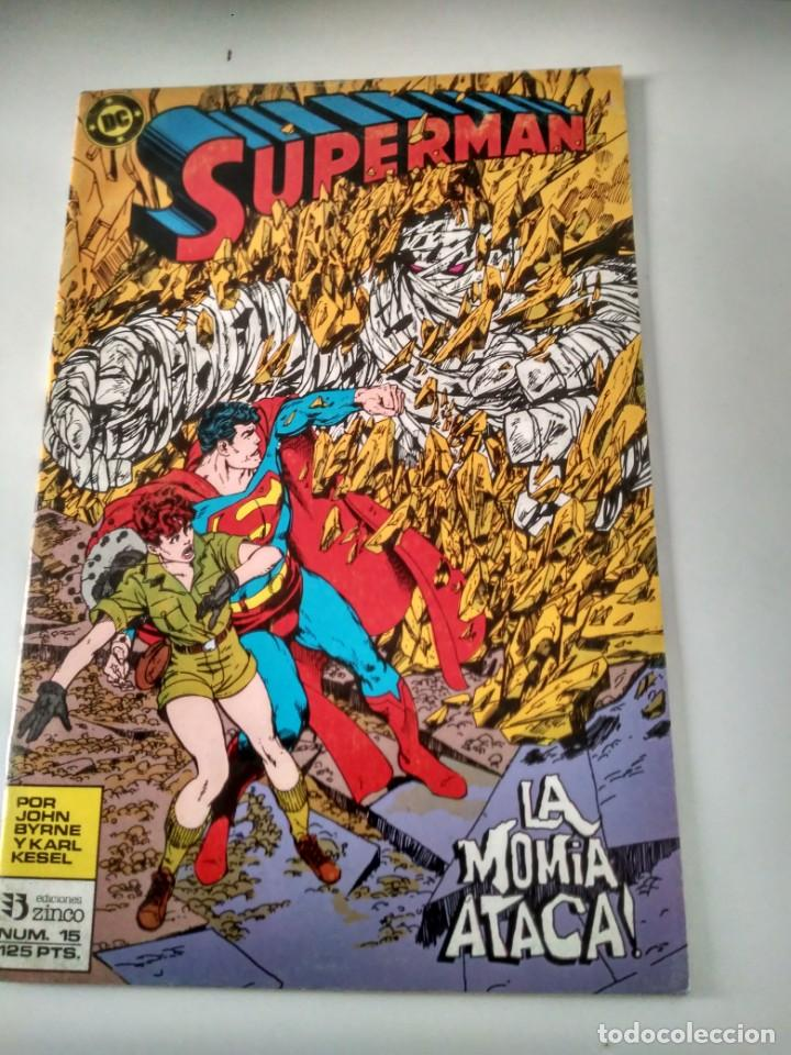 SUPERMAN 15 VOL. 2 (Tebeos y Comics - Zinco - Superman)