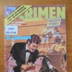 Cómics: CRIMEN - RETAPADO Nº 1 - CONTIENE NUMEROS 48 A 51 - ZINCO (EZ). Lote 194583380