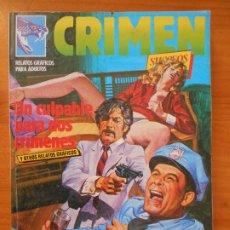 Cómics: CRIMEN - RETAPADO Nº 4 - CONTIENE NUMEROS 60 A 63 - ZINCO (EZ). Lote 194584111