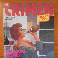Cómics: CRIMEN - RETAPADO Nº 6 - CONTIENE NUMEROS 68 A 71 - ZINCO (EZ). Lote 194584563