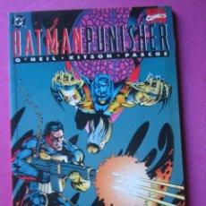 Cómics: BATMAN. PUNISHER LAGO DE FUEGO PRESTIGIO ZINCO. Lote 194611920