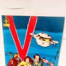 Cómics: CÓMIC V N°8 - EDICIONES ZINCO 1985 ( MÁS 5 EUROS GASTOS DE ENVÍO). Lote 194617572