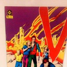 Cómics: CÓMIC V N°9 - EDICIONES ZINCO 1985 ( MÁS 5 EUROS GASTOS DE ENVÍO). Lote 194618100