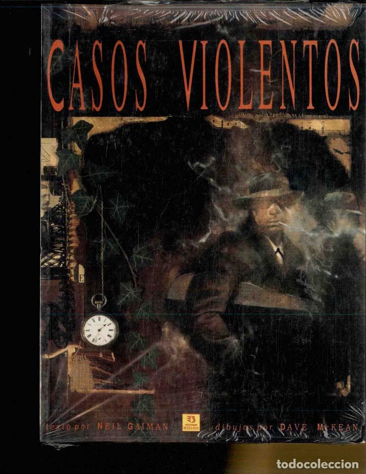 CASOS VIOLENTOS (Tebeos y Comics - Zinco - Prestiges y Tomos)
