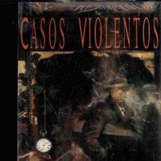 Cómics: CASOS VIOLENTOS. Lote 194623675