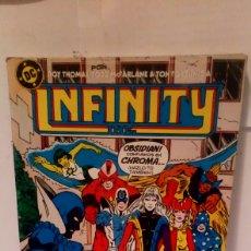 Cómics: CÓMIC INFINITY N°7 DE EDICIONES ZINCO DC ( MÁS 5 EUROS GASTOS DE ENVÍO). Lote 194624236