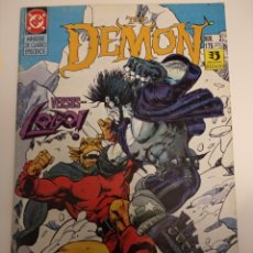 Cómics: COMIC. THE DEMON VS LOBO. COLECCIÓN 1 AL 4. DC COMICS. Lote 194636876