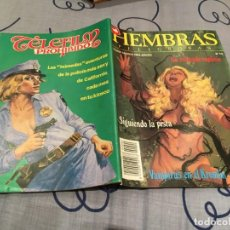 Comics: HEMBRAS PELIGROSAS. Nº90 UN REFINADO SUPLICIO Y OTROS RELATOS- RELATOS PARA ADULTOS EDICIONES ZINCO. Lote 194763303