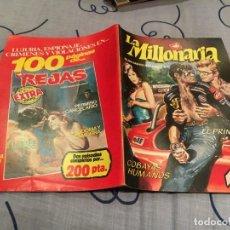 Comics: LA MILLONARIA Nº 4 EL PRINCIPE GAY Y OTROS RELATOS- RELATOS PARA ADULTOS EDICIONES ZINCO. Lote 194763717