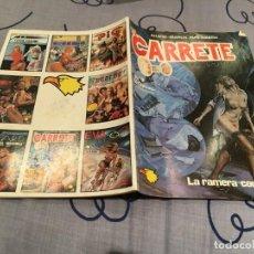 Cómics: EL CARRETE Nº5 - LA RAMERA CON VALIJA , RELATOS PARA ADULTOS EDITORIAL ASTRI. Lote 194764478