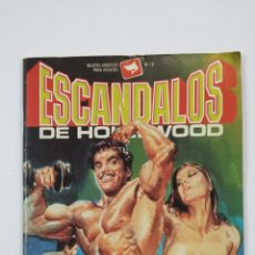 Cómics: ESCANDALOS DE HOLLYWOOD.- EL ASESINO DE HOLLYWOOD - Nº 12 COMIC EROTICO EDICIONES ZINCO. TDKC48. Lote 194873396