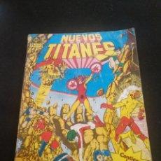 Cómics: DC NUEVOS TITANES, TOMO 6, DEL NÚMERO 26 AL 30.. Lote 194884903