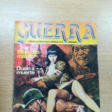 Cómics: GUERRA #4. Lote 194961362