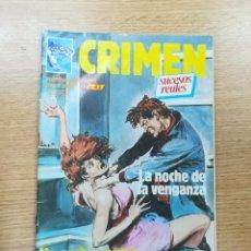 Cómics: CRIMEN #43. Lote 194961412