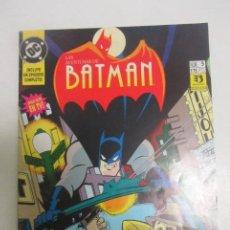Comics : LAS AVENTURAS DE BATMAN N.º 9 ED. ZINCO DC 1.993 EPISODIO COMPLETO BUEN ESTADO. CX44. Lote 195014670