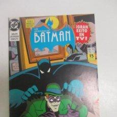 Cómics: LAS AVENTURAS DE BATMAN N.º 10 ED. ZINCO DC 1.993 EPISODIO COMPLETO BUEN ESTADO. CX44. Lote 195014791