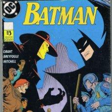 Cómics: BATMAN RETAPADO NUMERO 9. CONTIENE LOS NUMEROS 43 A 47 DE LA COLECCION. Lote 195087207