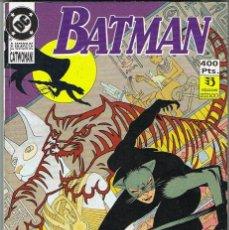 Cómics: BATMAN RETAPADO 12 CONTIENE LOS NUMEROS 58 AL 62 DE LA COLECCION. Lote 195088640
