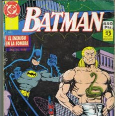Cómics: BATMAN RETAPADO 13. CONTIENE LOS NUMEROS 63 A 67 DE LA COLECCION. Lote 195089252