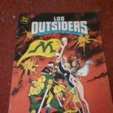 Cómics: LOS OUTSIDERS - 25 - ZINCO. Lote 195092863