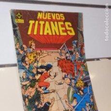 Cómics: NUEVOS TITANES Nº 12 - ZINCO. Lote 195130390
