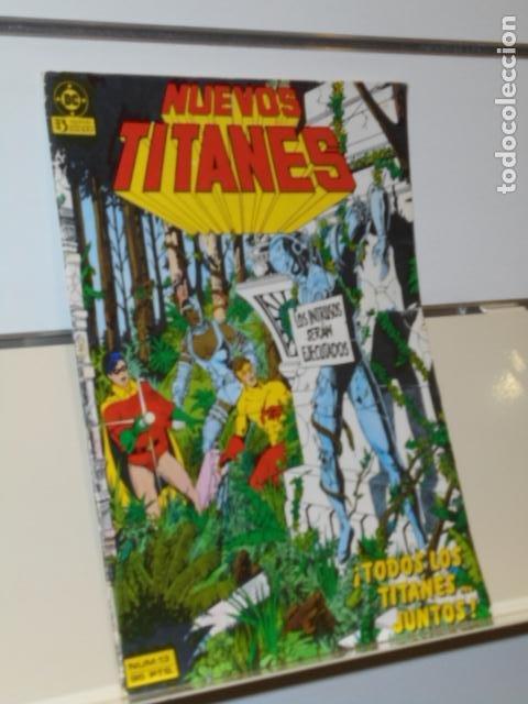 NUEVOS TITANES Nº 13 - ZINCO (Tebeos y Comics - Zinco - Otros)