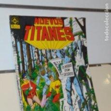 Cómics: NUEVOS TITANES Nº 13 - ZINCO. Lote 195130541