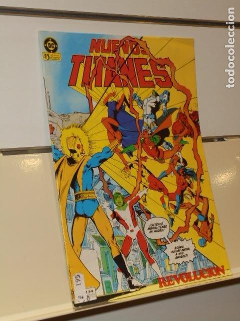 NUEVOS TITANES Nº 14 - ZINCO (Tebeos y Comics - Zinco - Otros)