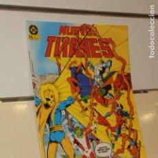 Cómics: NUEVOS TITANES Nº 14 - ZINCO. Lote 195130661