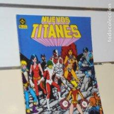 Cómics: NUEVOS TITANES Nº 21 - ZINCO. Lote 195131003
