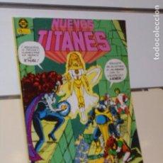 Cómics: NUEVOS TITANES Nº 24 - ZINCO. Lote 195131121