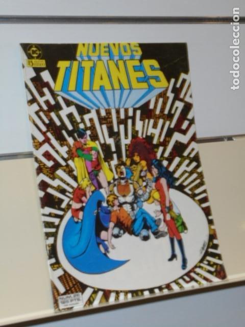 NUEVOS TITANES Nº 26 - ZINCO (Tebeos y Comics - Zinco - Otros)