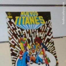Cómics: NUEVOS TITANES Nº 26 - ZINCO. Lote 195131526