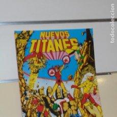 Cómics: NUEVOS TITANES Nº 27 - ZINCO. Lote 195131662