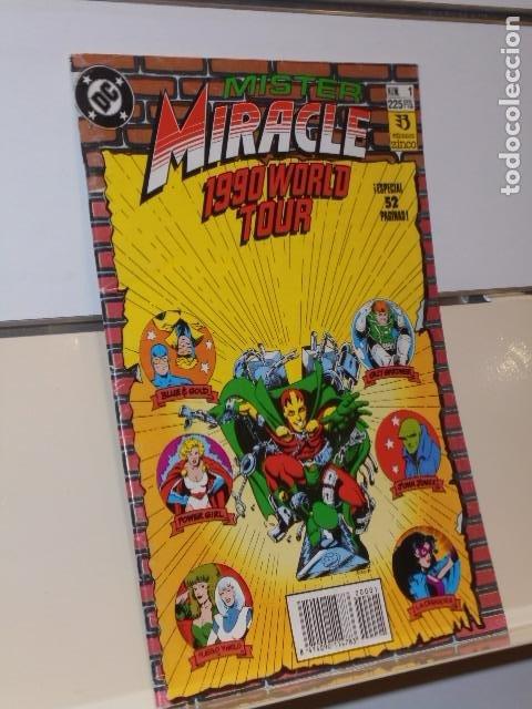 MISTER MIRACLE Nº 1 ESPECIAL 52 PAGINAS - ZINCO (Tebeos y Comics - Zinco - Otros)