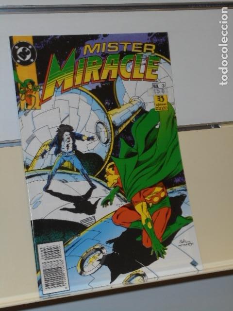 MISTER MIRACLE Nº 3 - ZINCO (Tebeos y Comics - Zinco - Otros)