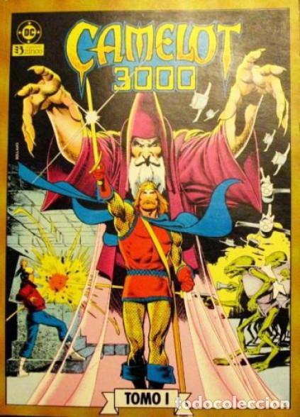 CAMELOT 3000 TOMO I EDICIONES ZINCO (Tebeos y Comics - Zinco - Prestiges y Tomos)