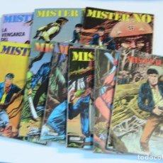 Cómics: MISTER NO. TOMO 1 AL 10. ZINCO, 1982.. Lote 195255682